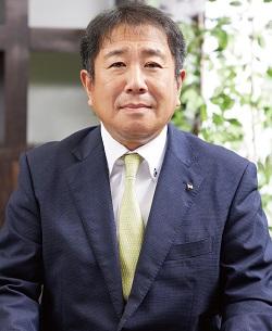 代表取締役社長 田浦 辰也